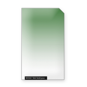 Medium forest green Professional line