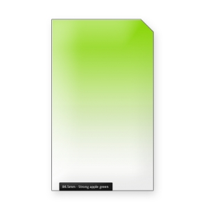 Strong Apple green Professional line