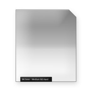 Medium ND Hard Neutral Density Filter, Square - P type, Basic line