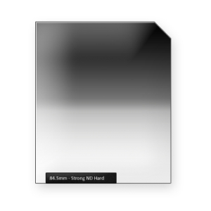 Strong ND Hard Neutral Density Filter, Square - P type, Basic line