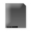ND4 (0.6) FULL Non-graduated Neutral Density Filter, Square - P Type, Basic line