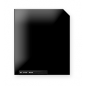 ND8 (0.9) FULL Non-graduated Neutral Density Filter, Square - P Type, Basic line