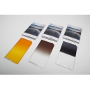 Golden Hour - Professional Set - Graduated color filters, Square - P type, Professional line