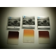 Tobacco Magic - Basic Set - Graduated color filters, Square - P type, Basic line