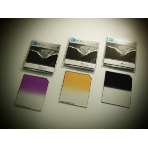 Bright Breeze -  Classic Set - Graduated color filters, Square - P type, Classic lne