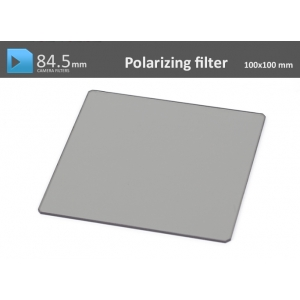 Circular polarizing filter 100x100mm size