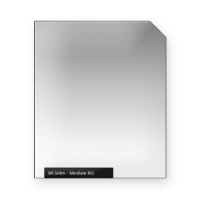 Medium ND Neutral Density Filter, Square - P type, Classic line