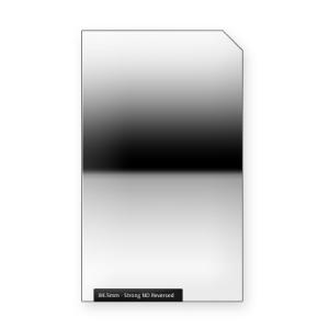 Strong REVERSED ND Neutral Density Filter, Square - P type, PROFESSIONAL line