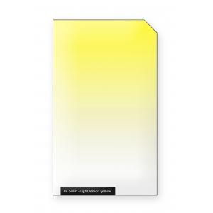 Light lemon yellow Professional line