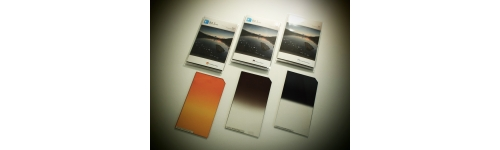 Mixed ND / colour filter sets