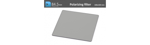 PHOTO FILTERS - Polarizing filters