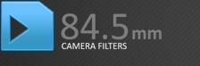 84.5mm camera filters