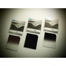 Longexpo Magic - Classic Set - Graduated color filters, Square - P type, Classic line
