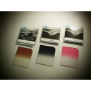 Sunset Beauty - Classic Set - Graduated color filters, Square - P type, Classic/Basic line