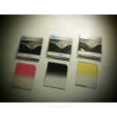 Shiny Shades - Classic Set - Graduated color filters, Square - P type, Classic line