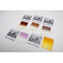 Big Pack of Spring - Basic Set - Graduated color filters, Square - P type, Basic line